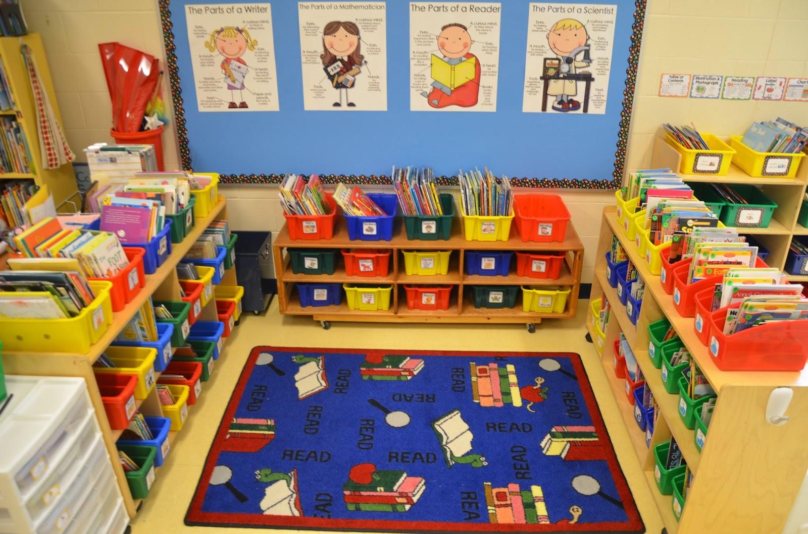 Classroom Parent Involvement Ideas ~ Kindergarten tour am meadow park elementary