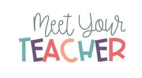 Meet your teacher