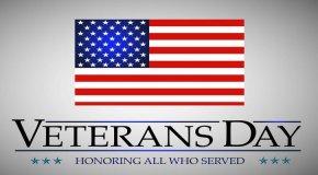 veterans Day graphic