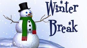 snowman winter graphic
