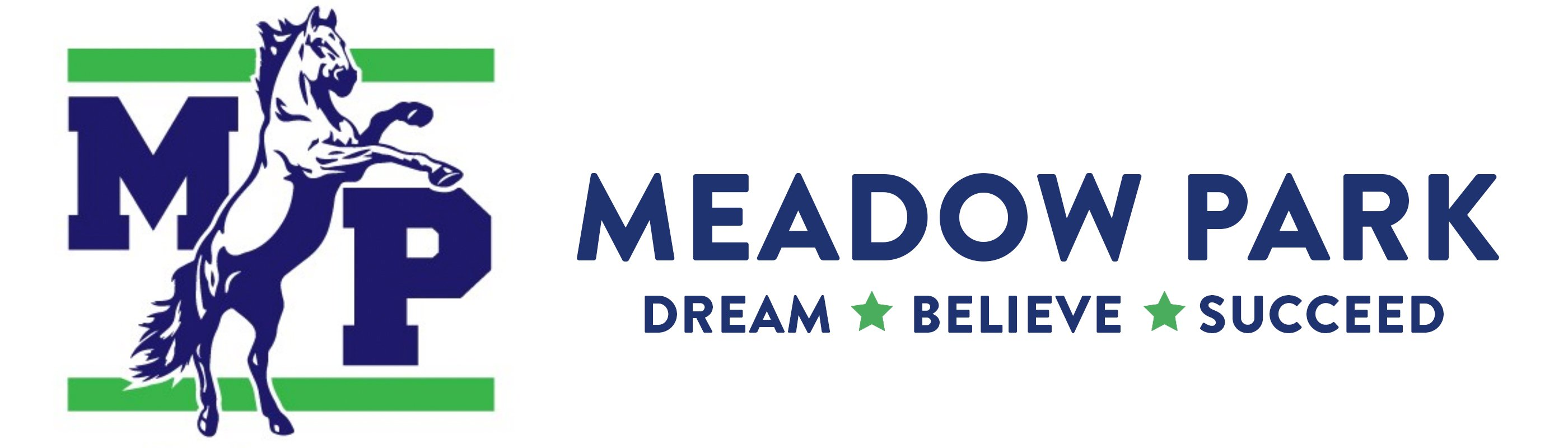 meadow park banner
